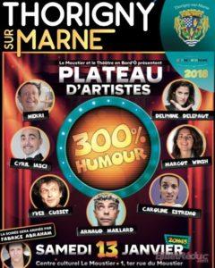 Soirée 300 % Humour