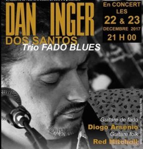 Dan Inger Trio Fado Blues