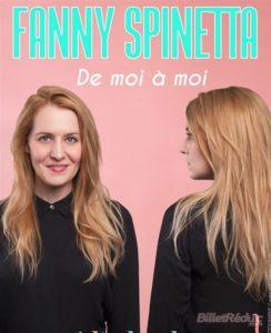 Fanny Spinetta dans De moi à moi