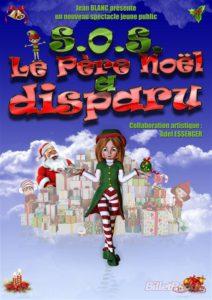 SOS le père Noël a disparu