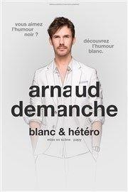 Arnaud Demanche dans Blanc et hétéro