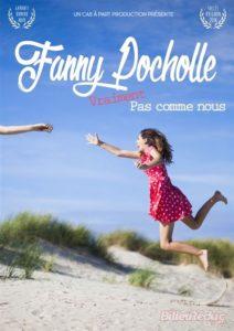 Fanny Pocholle dans Vraiment pas comme nous
