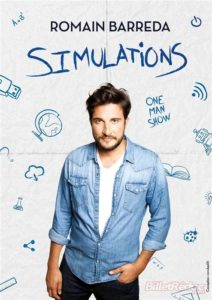 Romain Barreda dans Simulations