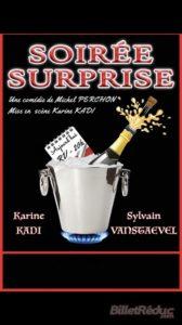 Soirée surprise