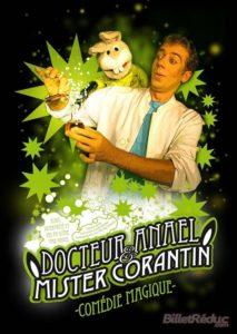 Docteur Anael et mister Corantin